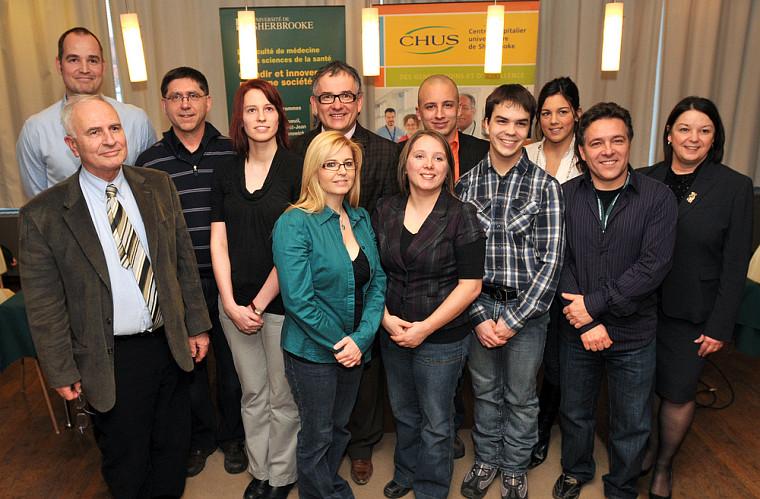 La délégation de 14 personnes a quitté la FMSS le 15 février.