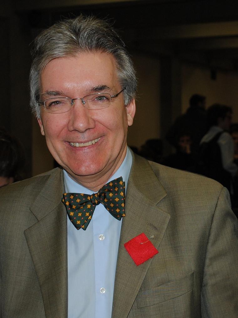 Le professeur Daniel Turp