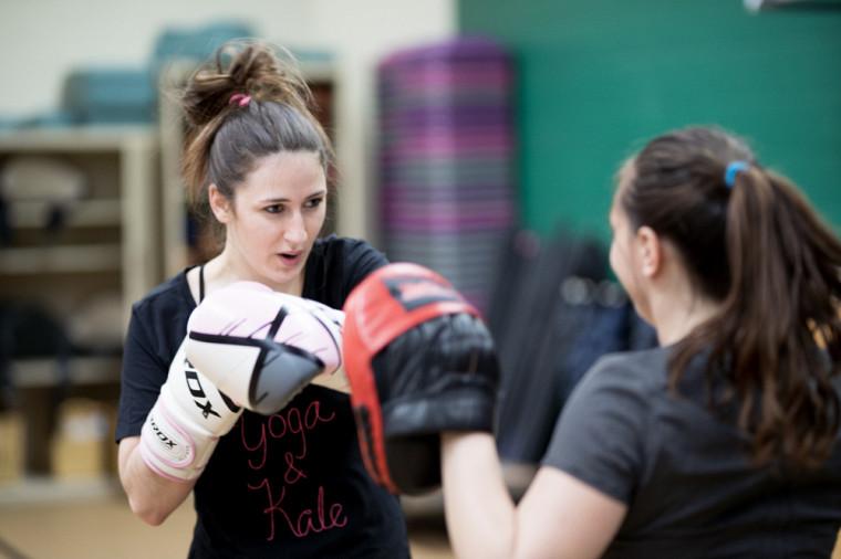 Kickboxing | mardi et jeudi soir
