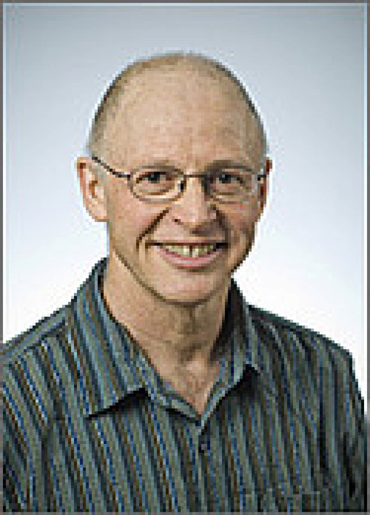 André Mayers, professeur au Département d'informatique de la Faculté des sciences