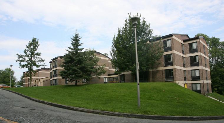 Le centre de dépistage se situe aux résidences G du Campus principal, dans le bloc G7.