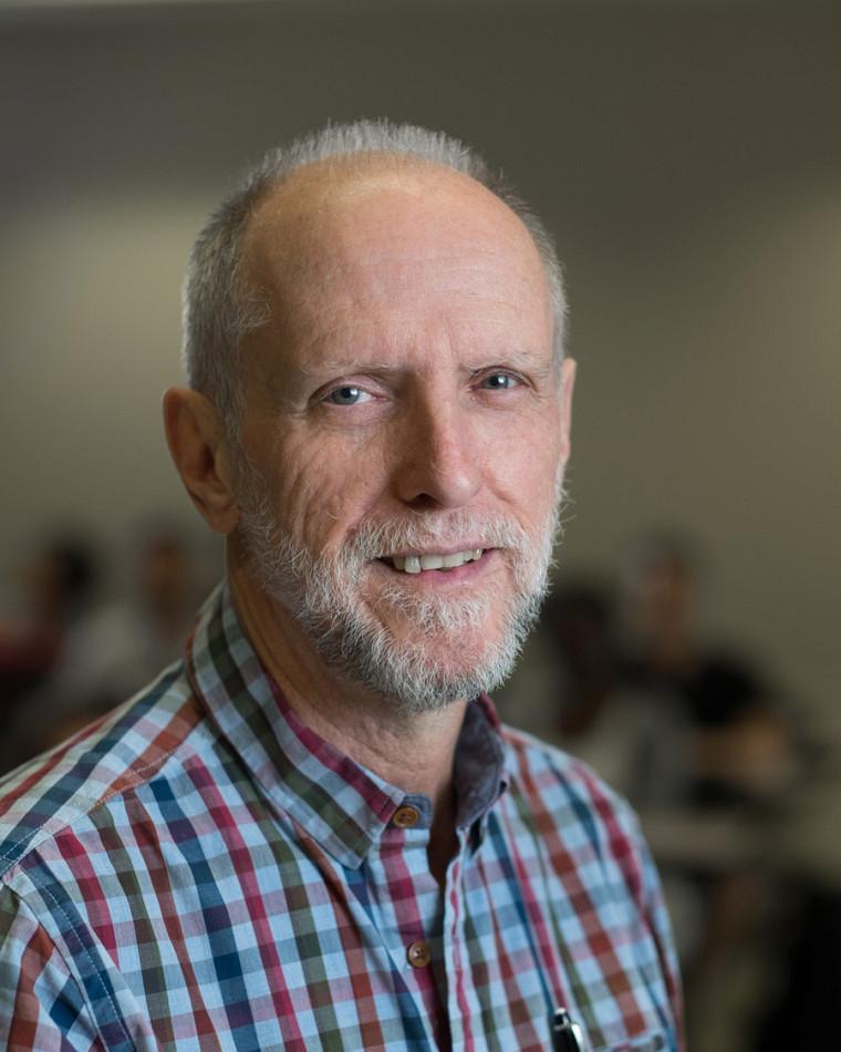 Le Pr Jean Goulet, vice-recteur aux ressources humaines et vice-recteur aux relations internationales