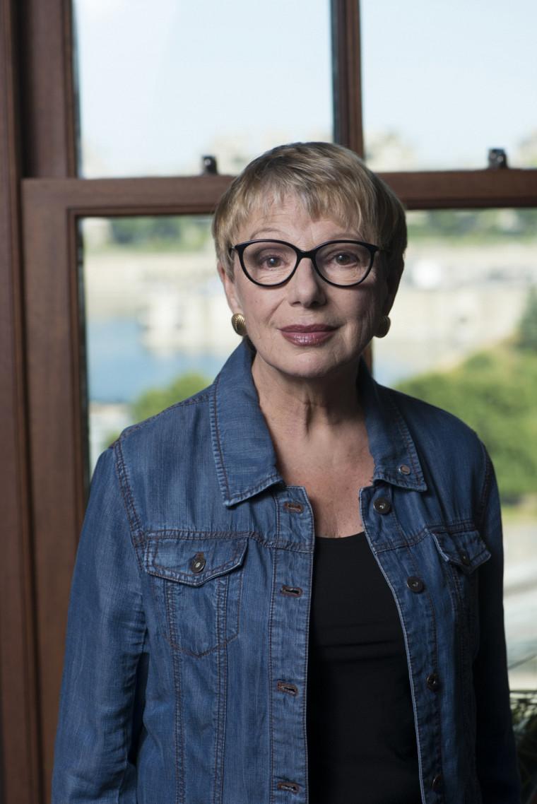 France Théoret, lauréate du prix Athanase-David 2012