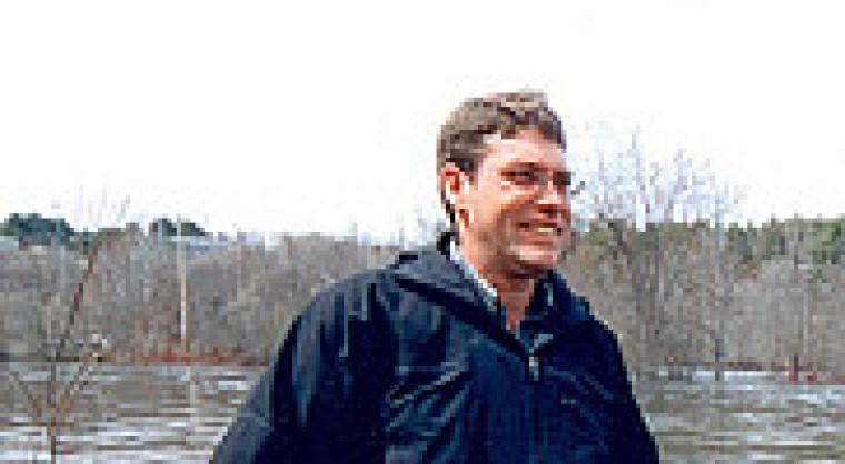 Daniel Bergeron, Diplômé en Biologie et fondateur d'Aqua-Berge
