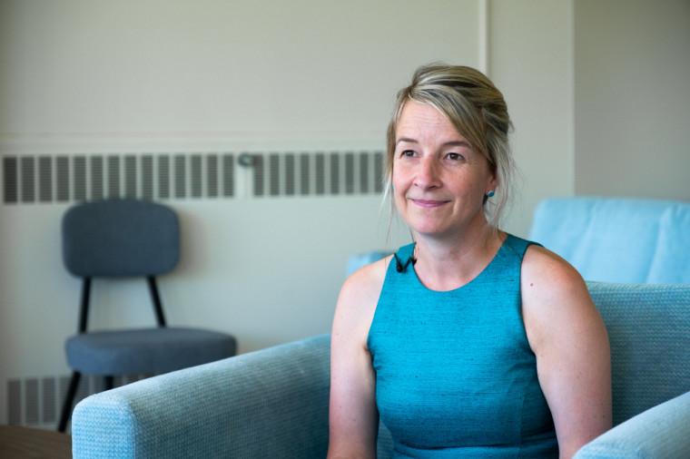 La professeure Julie Lane, du Centre RBC d'expertise universitaire en santé mentale