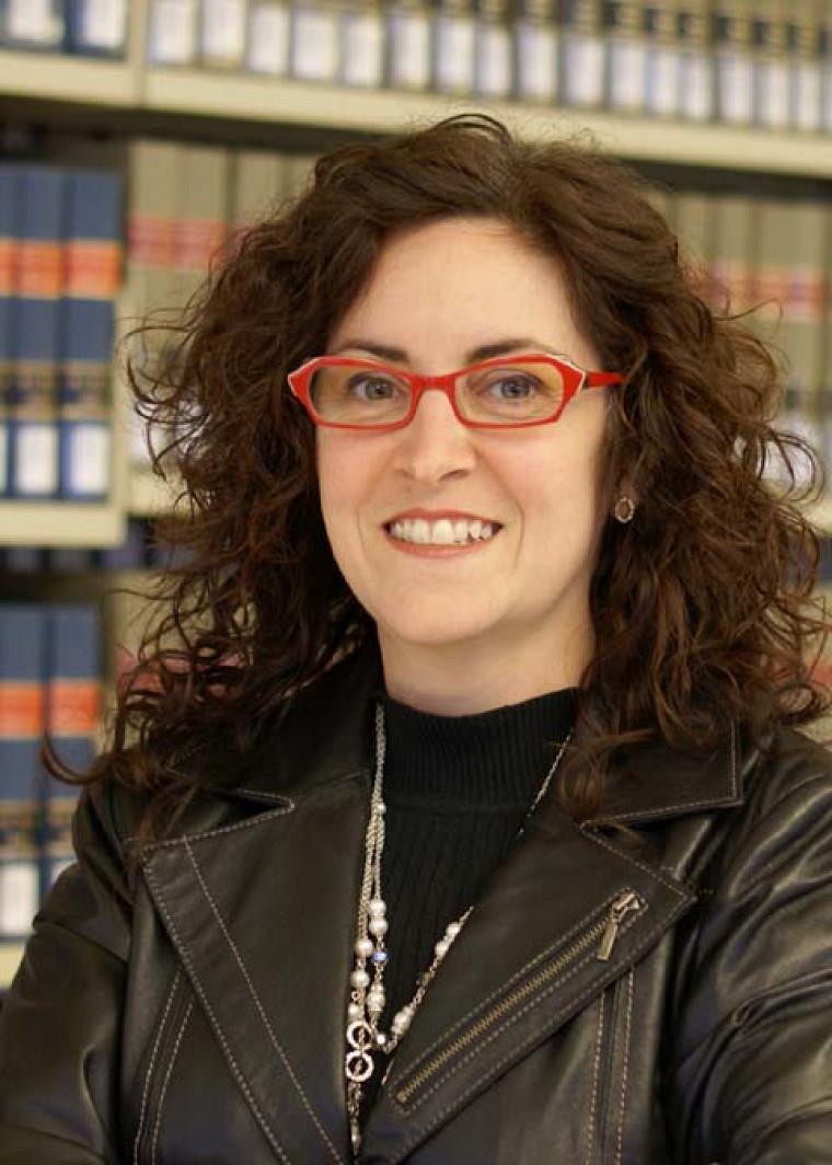 Josée Perreault, coordonnatrice du développement professionnel et des relations avec les diplômés.