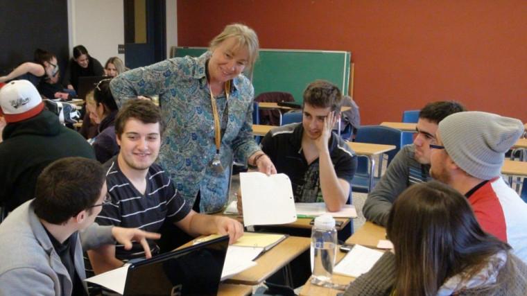 La professeure Isabelle Nizet a testé la classe inversée avec ses étudiantes et étudiants.