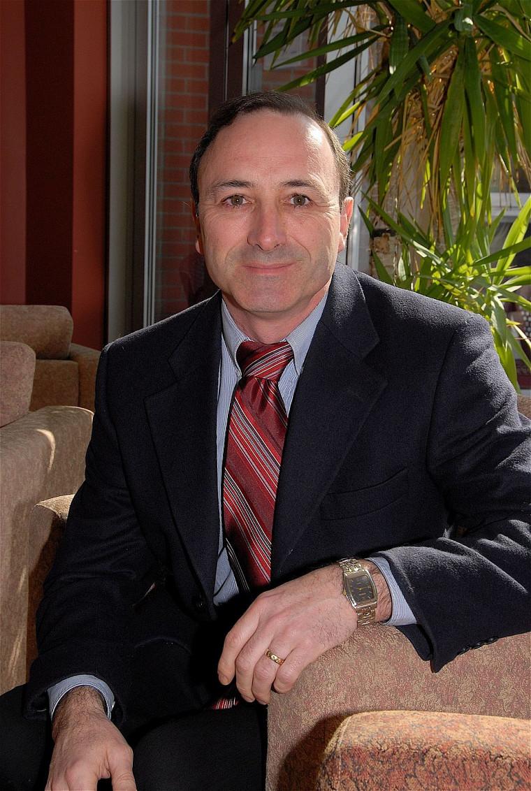 Mario Fortin, vice-doyen à la recherche à la Faculté d'administration