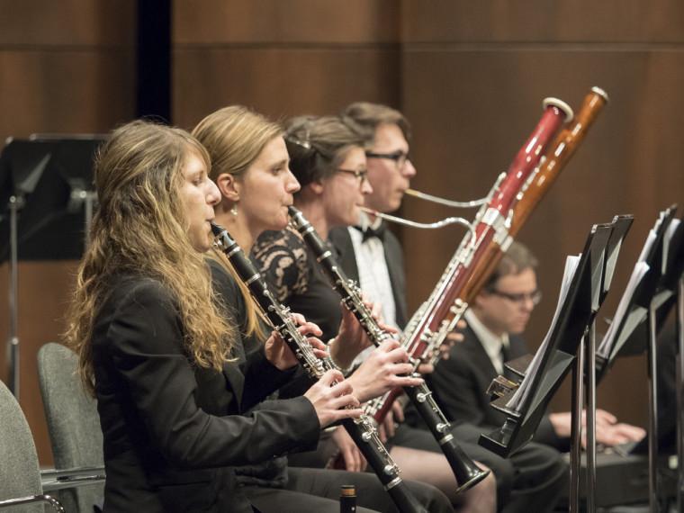 L'Ensemble à vents de Sherbrooke présente la première grande œuvre majeure du compositeur suisse contemporain Franco Cesarini, laSymphonie « Les Archanges ».