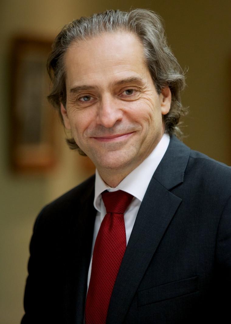 Pr François Coderre, doyen de l'École de gestion de l'UdeS.