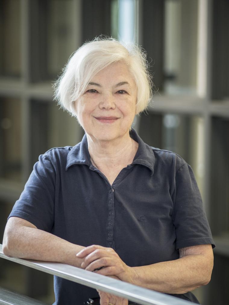 La donatrice Ginette Racicot est diplômée et retraitée de l'UdeS.