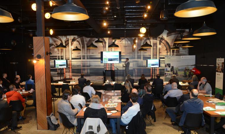 Plus de 80 participants ont participé à la 6e édition de la Journée-conférences.