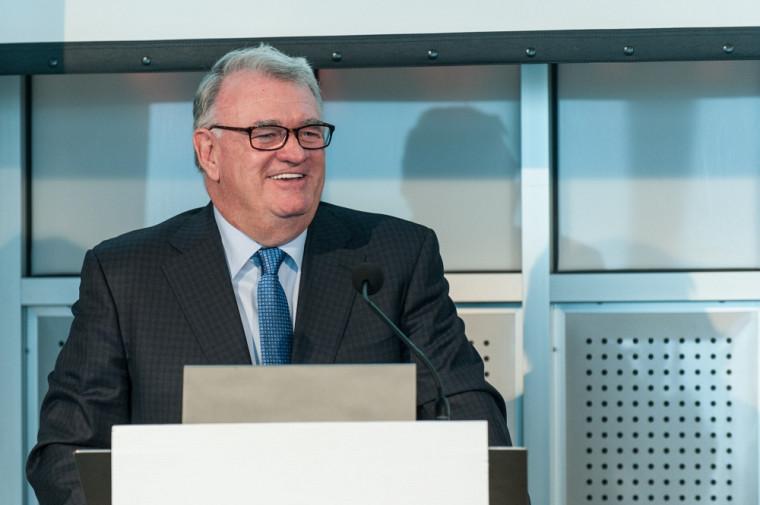 Normand Legault, président de la campagne majeure D'avenirs et de passions