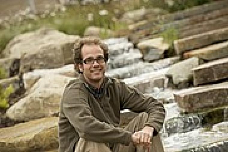 Hubert Cabana, professeur au Département de génie civil