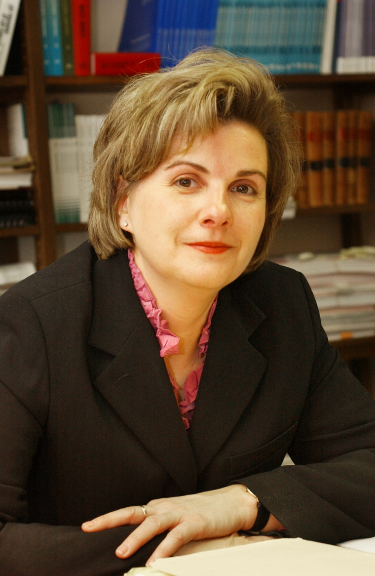 La professeure Carmen Lavallée