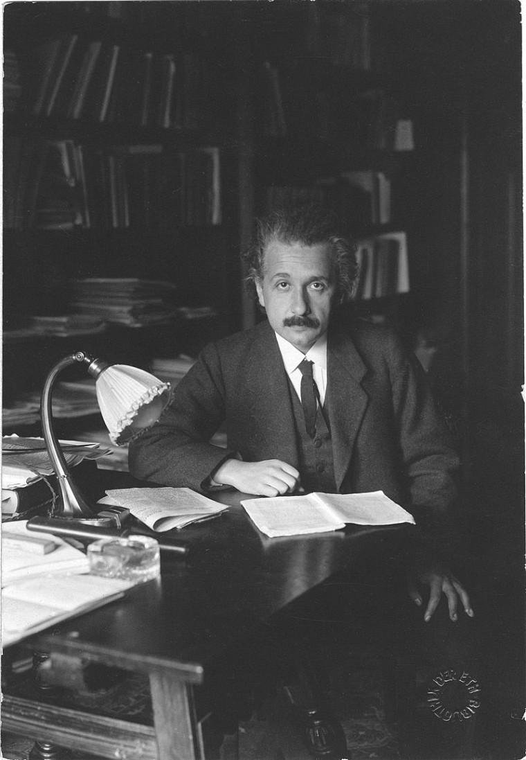 Albert Einstein, scientifique et artiste