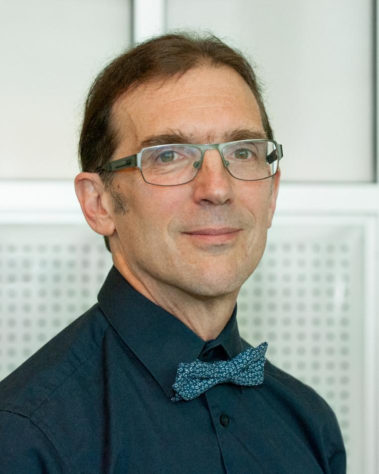 Le professeur Robert Leconte, titulaire de la Chaire de recherche industrielle du CRSNG sur la valorisation des observations de la Terre en ressources hydriques.