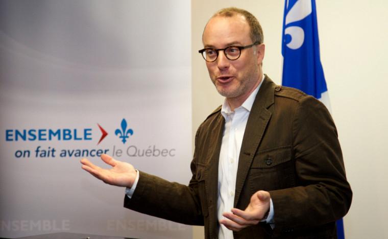Martin Lépine, professeur en didactique du français au Département d'enseignement au préscolaire et au primaire de la Faculté d'éducation de l'Université de Sherbrooke.