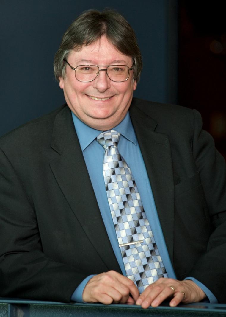 Le professeur Jean Desrochers, de la Faculté d'administration