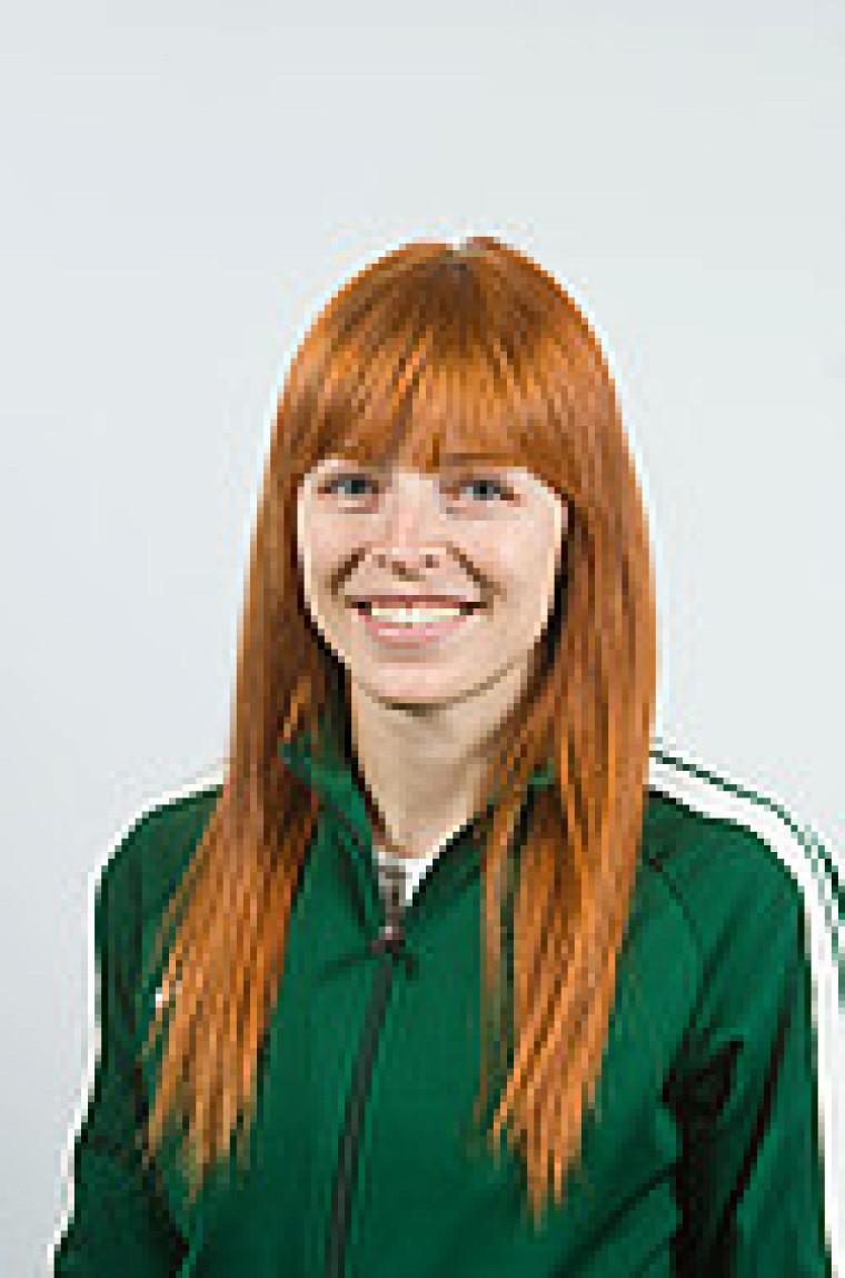 Josée-Anne Sarazin-Côté a remporté une médaille d'argent au triple saut au Dartmouth Relays, dimanche à Hanover, au New Hampshire.