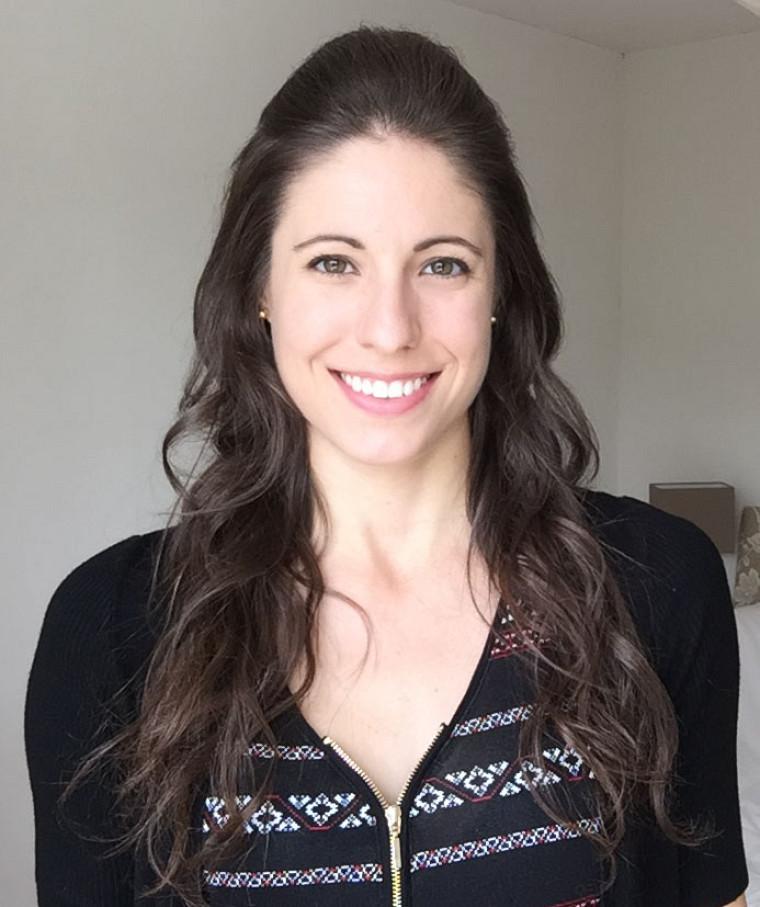 Joanie Grenier, étudiante au doctorat en études françaises