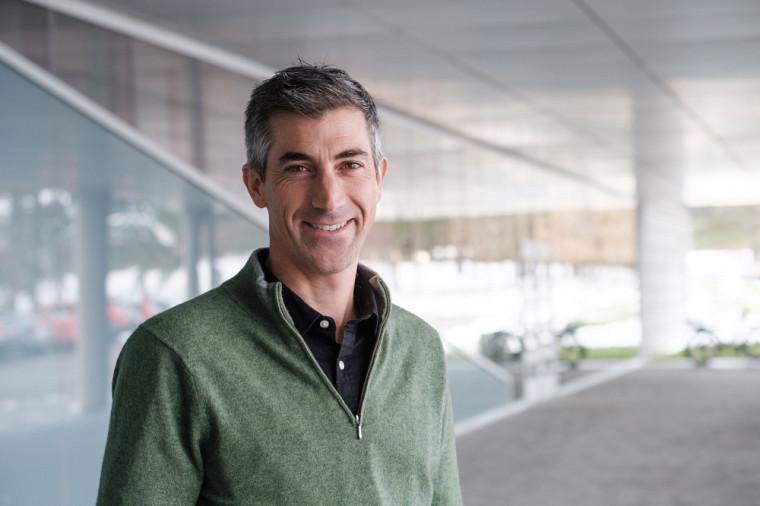 Le Pr Pierre-Michel Bernier, de la Faculté des sciences de l'activité physique de l'UdeS.