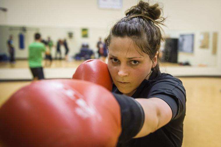 Cours d'initiation : boxe olympique