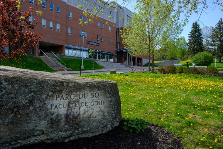 Pavillon J.-Armand-Bombardier de la Faculté de génie