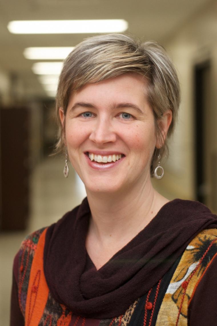 La professeure Isabelle Dionne