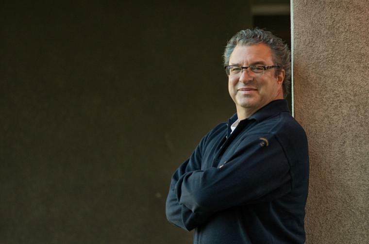 Le professeur Pierre Binette, directeur de l'École de politique appliquée de l'Université de Sherbrooke