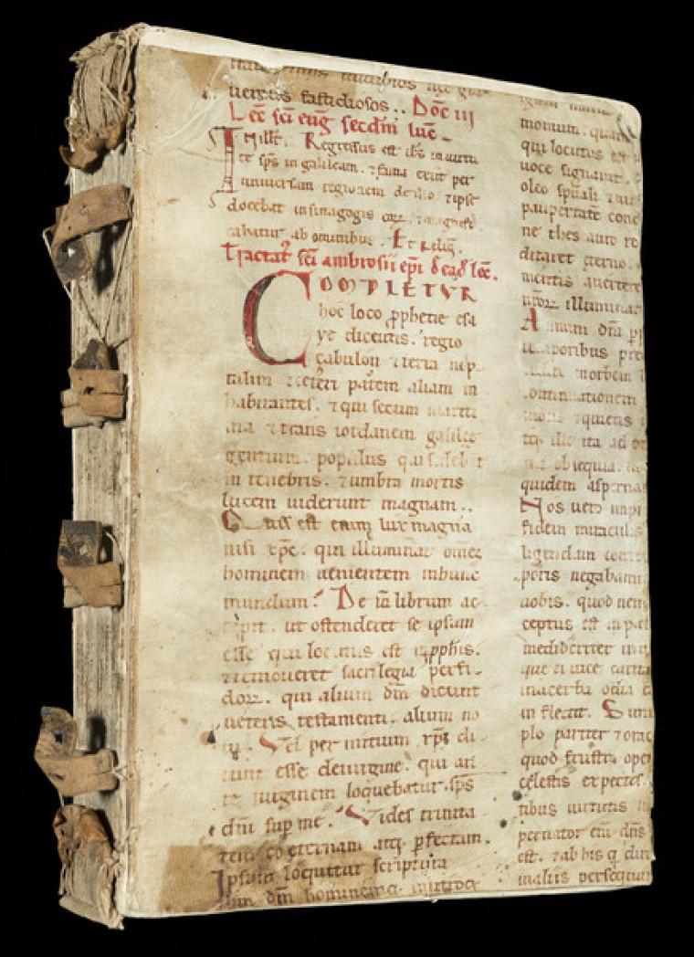 Virgilius cum commentariis quinque videlicet Servii, Landini, Anto par Virgile