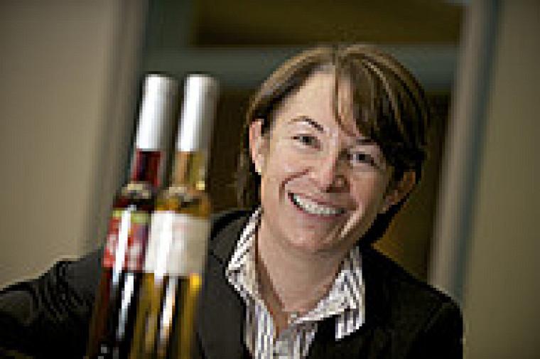 Catherine Parissier, professeure au Département de marketing de la Faculté d'administration.