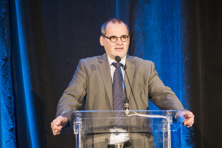 Alain Webster, vice-recteur au développement durable et aux affaires gouvernementales à l'Université de Sherbrooke