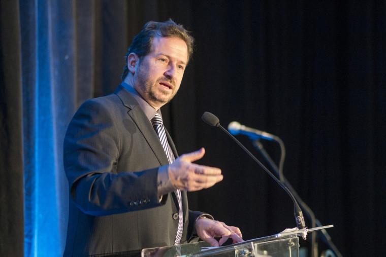 Yves-François Blanchet, ministre du Développement durable, de l'Environnement, de la Faune et des Parcs