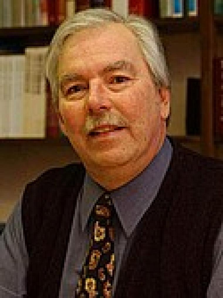 Le professeur émérite Jacques Auger.