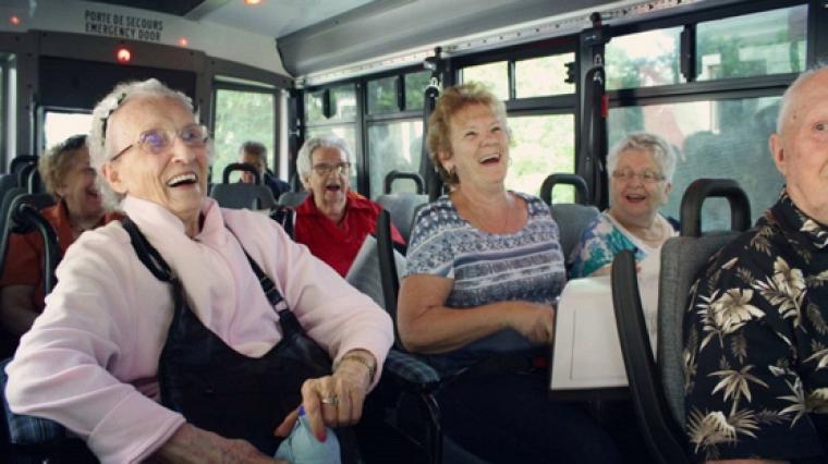 Le bénévolat d'accompagnement personnalisé auprès des aînés