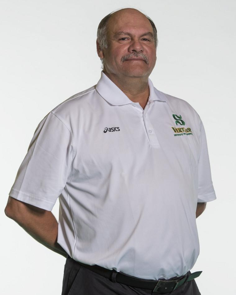 L'entraîneur-chef Denis Fontaine.