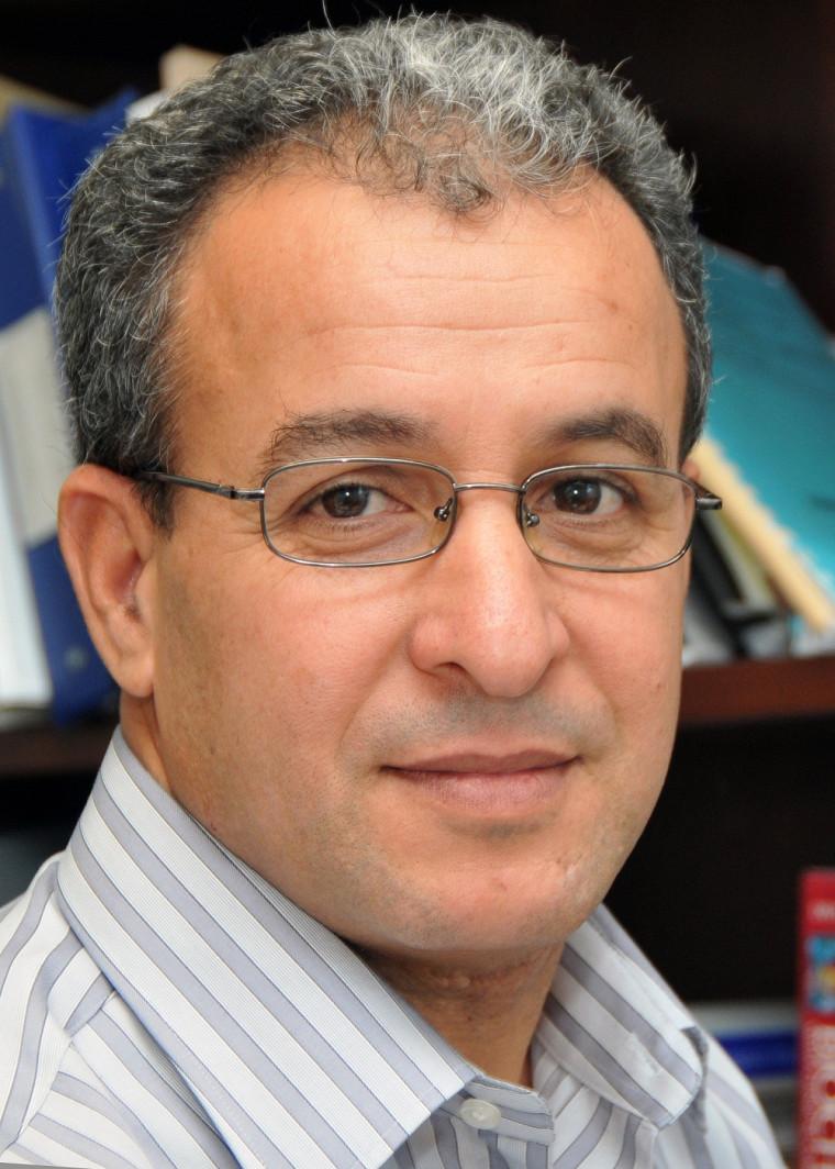 Le professeur Abdel Khalil, chercheur principal de la recherche.