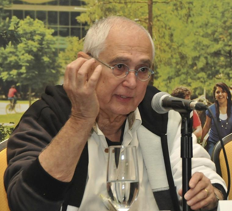Vincent Echavé, revenant d'Haïti en février2010.