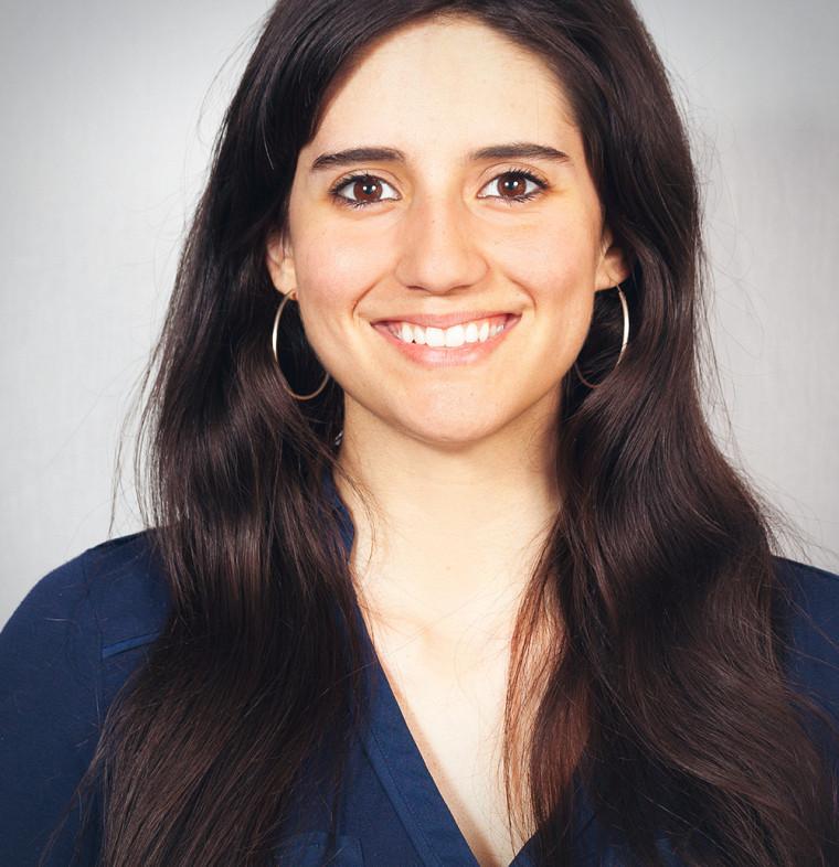 Mélanie Lemay, étudiante au baccalauréat multidisciplinaire à la Faculté des lettres et sciences humaines