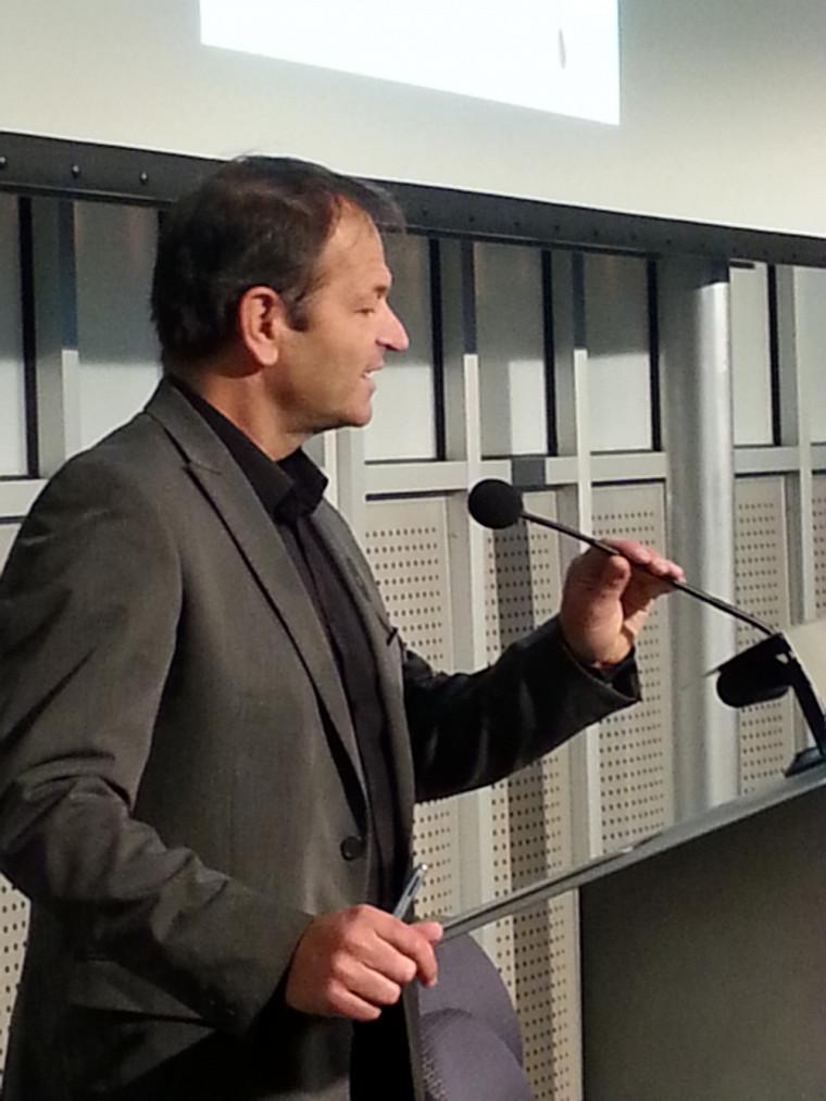 Le président de la campagne Centraide 2014, Jean-Pierre Boucher, invite toute la communauté à donner généreusement.