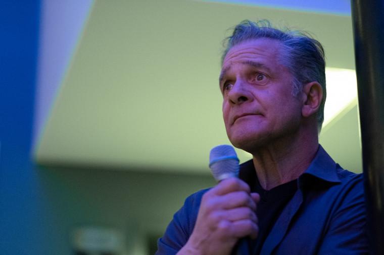 La soirée était organisée en collaboration avec le comédien et producteur, Bernard Fortin.
