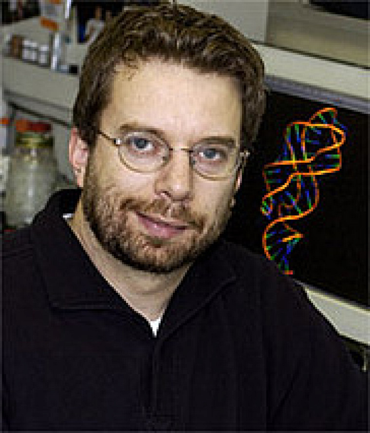 Professeur Daniel Lafontaine