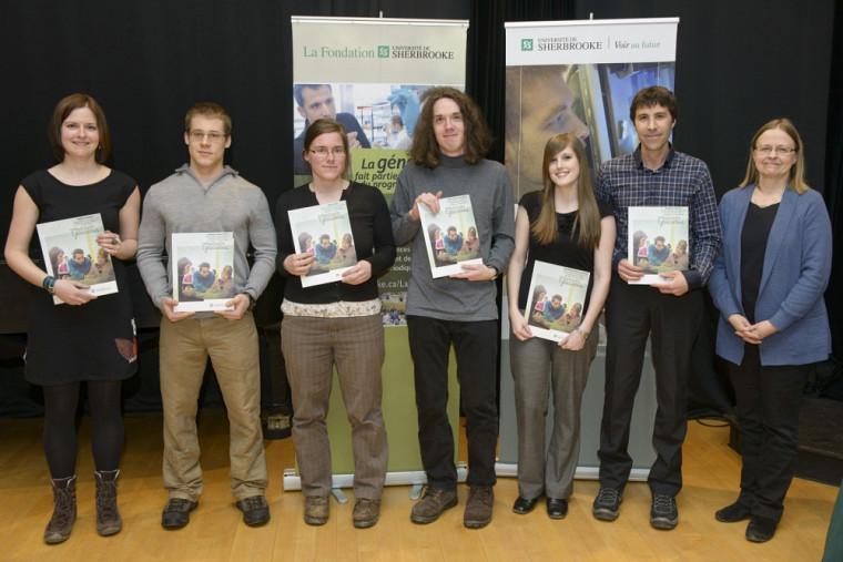52 000 $ ont été remis en bourses aux étudiants de traduction professionnelle.