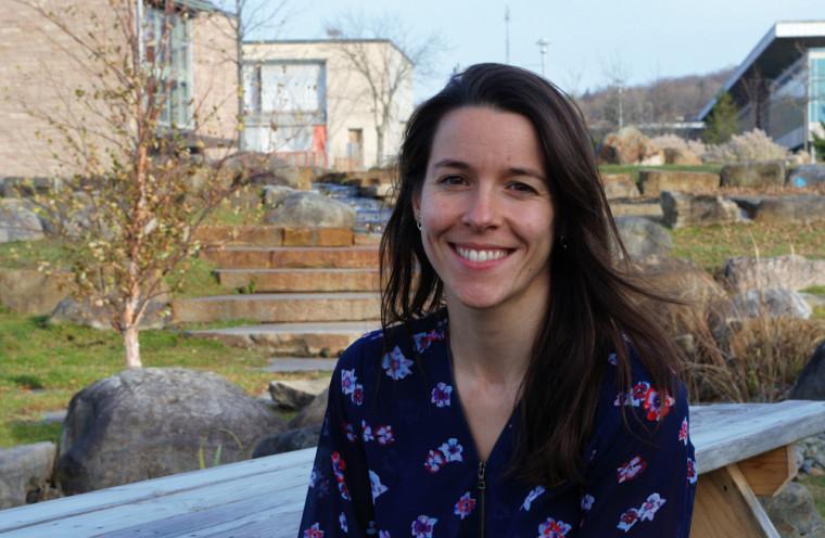 Erika Simard-Dupuis, doctorante en éducation
