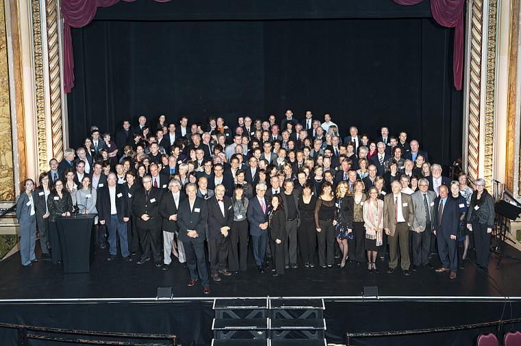Pas moins de 200 personnes ont participé aux Retrouvailles 2011.