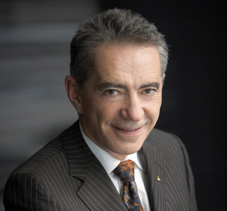 Laurent Lemaire (Administration 1962, doctorat honoris causa 1986), président du conseil d'administration de Cascades inc.
