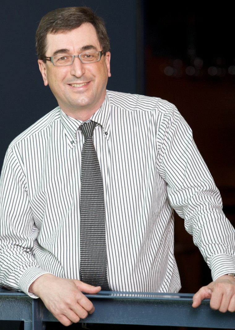 Le professeur Gilles Larin