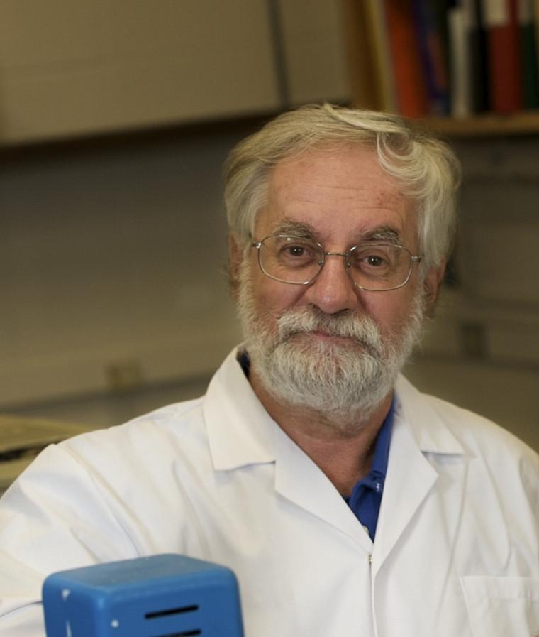 Hugues Ménard, professeur au Département de chimie