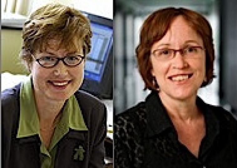 Lynn Thomas et Suzanne Gilbert